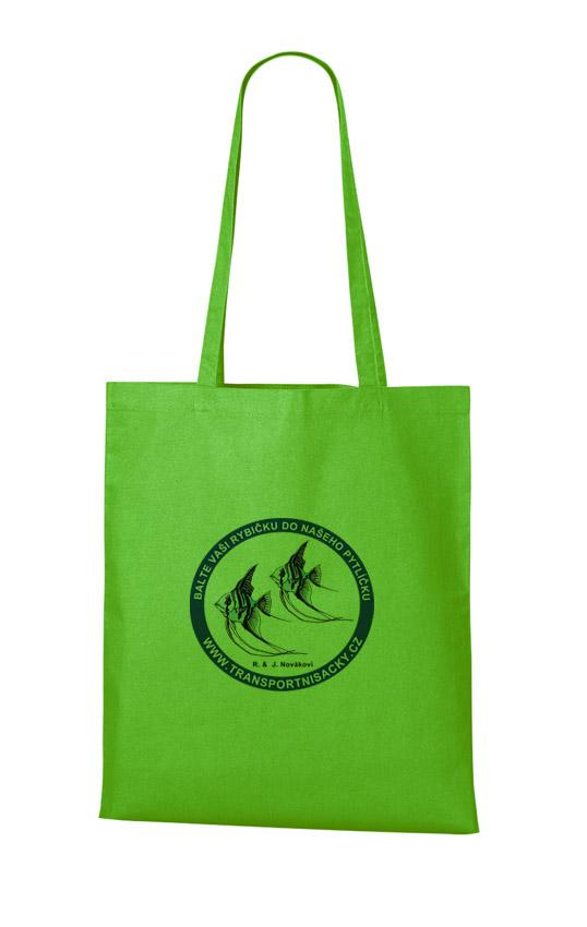 Nákupní taška zelená
