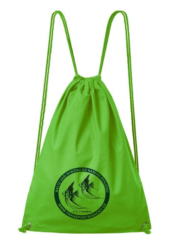 Batoh na záda zelený