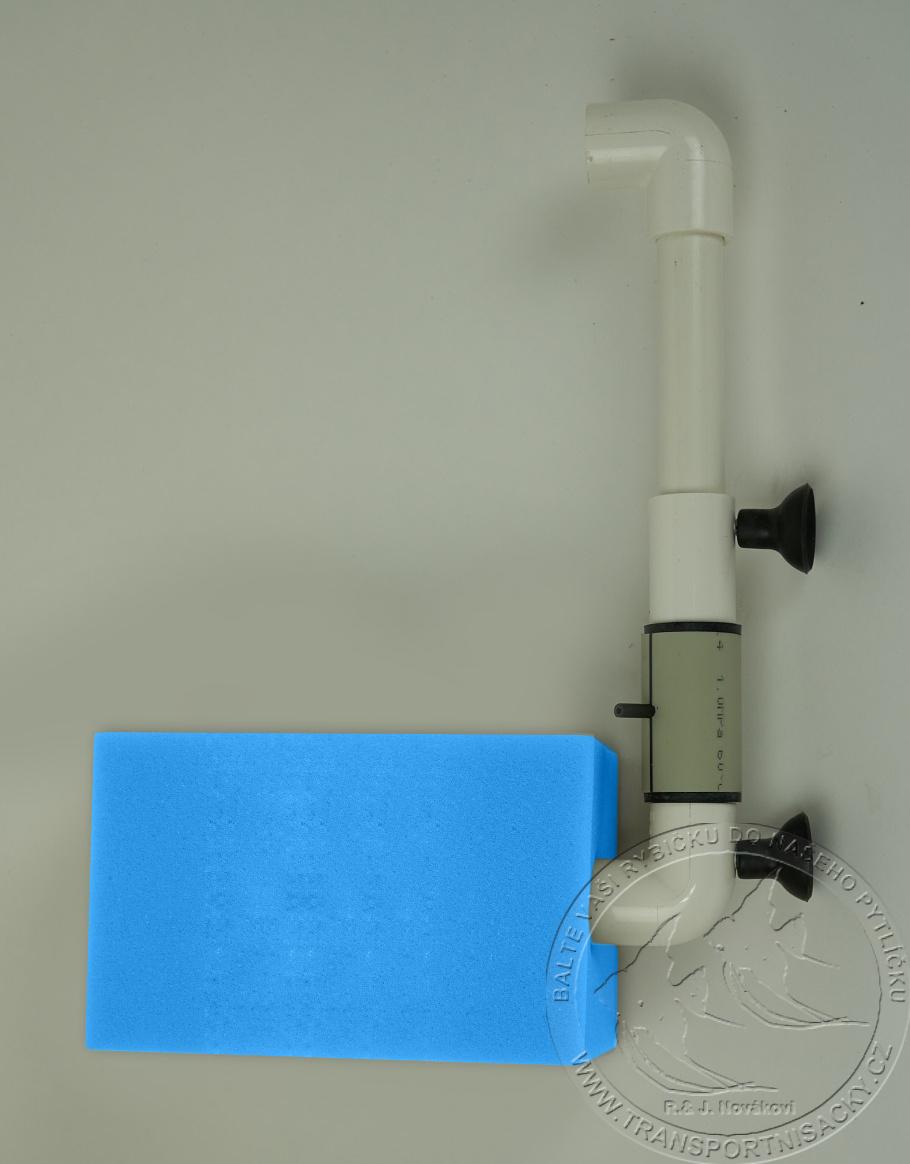 Akvarijní filtr bio molitan 10x10x16cm