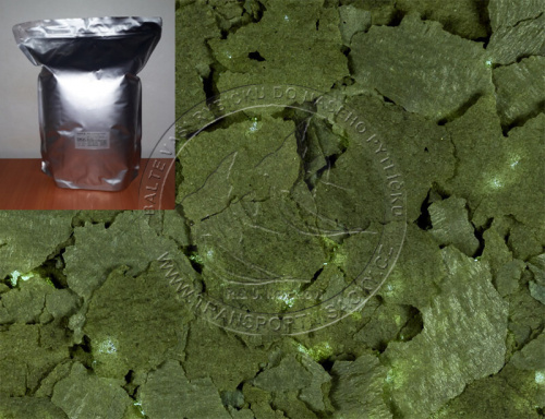 Omega Tropical flakes spirulina 30% 1kg