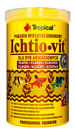 Tropical ichtio-vit 5kg