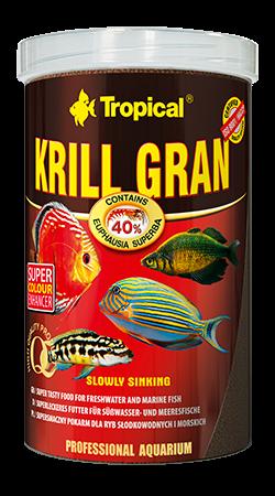 Tropical Krill gran 2,7kg